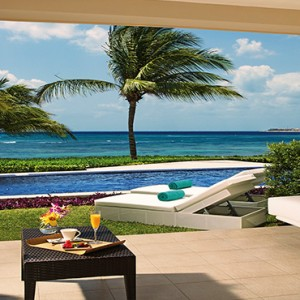 Mexico Honeymoons Packages Secrets Silversands Riviera Cancun – Preferred Club Honeymoon Suite Pool And Ocean View