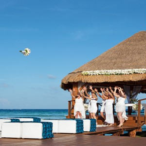 Mexico Honeymoons Packages Secrets Silversands Riviera Cancun – Wedding1