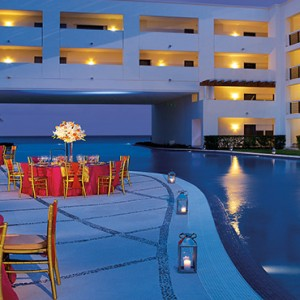 Mexico Honeymoons Packages Secrets Silversands Riviera Cancun – Wedding4