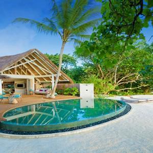 Milaidhoo Island Maldives - Luxury Maldives Honeymoon Packages - Beach Pool Villas exterior1