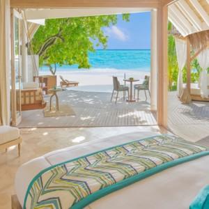 Milaidhoo Island Maldives - Luxury Maldives Honeymoon Packages - Beach Pool Villas interior