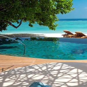 Milaidhoo Island Maldives - Luxury Maldives Honeymoon Packages - Beach Pool Villas pool