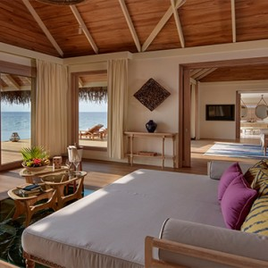 Milaidhoo Island Maldives - Luxury Maldives Honeymoon Packages - Ocean Residence Interior
