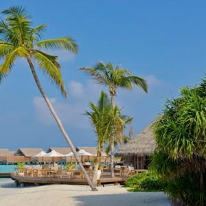 Milaidhoo Island Maldives - Luxury Maldives Honeymoon Packages - Ocean restaurant exterior