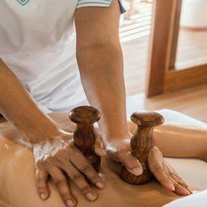 Milaidhoo Island Maldives - Luxury Maldives Honeymoon Packages - Spa massage