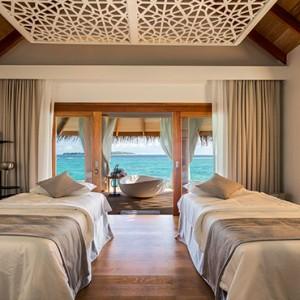 Milaidhoo Island Maldives - Luxury Maldives Honeymoon Packages - Spa treatment room