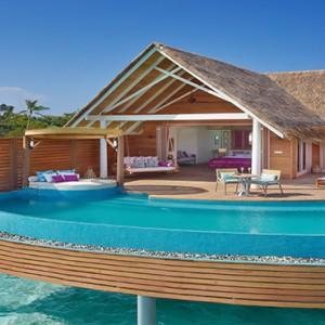 Milaidhoo Island Maldives - Luxury Maldives Honeymoon Packages - Water Pool Villa exterior