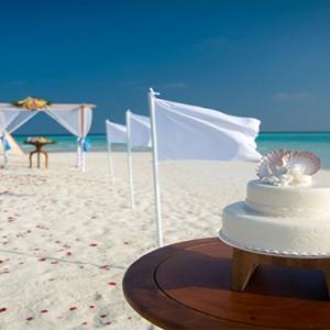 Milaidhoo Island Maldives - Luxury Maldives Honeymoon Packages - Wedding1