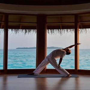 Milaidhoo Island Maldives - Luxury Maldives Honeymoon Packages - Yoga