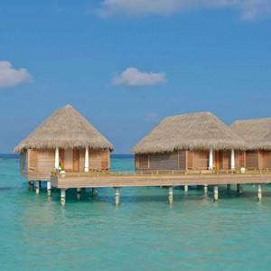 Milaidhoo Island Maldives - Luxury Maldives Honeymoon Packages - spa exterior