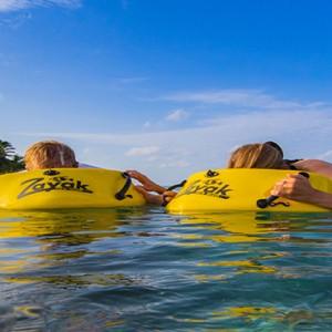 Milaidhoo Island Maldives - Luxury Maldives Honeymoon Packages - watersport activities