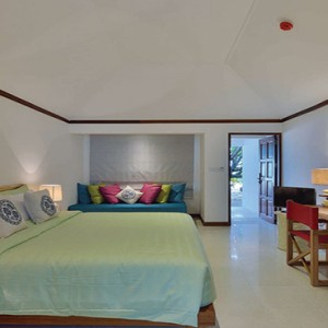 OBLU by Atmosphere at Helengali - Luxury Maldives Honeymoon Packages - Beach Villa Interior1