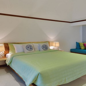 OBLU by Atmosphere at Helengali - Luxury Maldives Honeymoon Packages - Beach Villa Interior3