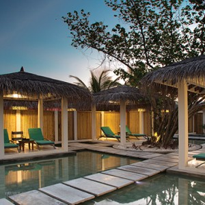 OBLU by Atmosphere at Helengali - Luxury Maldives Honeymoon Packages - Spa exterior