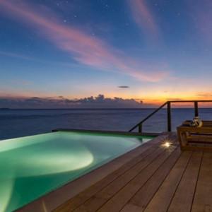 Ocean Pool Villa 3 - Hurawalhi - Luxury Maldives Honeymoon