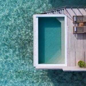 Ocean Pool Villa - Hurawalhi - Luxury Maldives Honeymoon