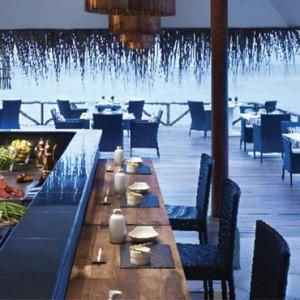 Open The Grill - Vivanta By Taj - Coral Reef - Luxury Maldives Honeymoon Packages