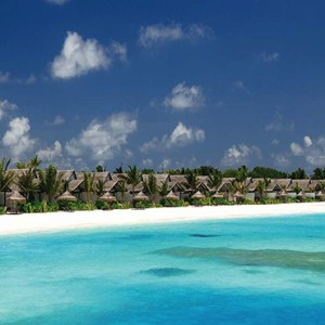 Ozen by Atmosphere at Maadhoo Island - Luxury Maldives Honeymoon Packages - Beach1