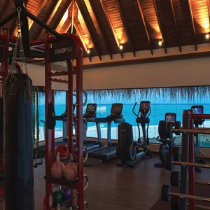 Ozen by Atmosphere at Maadhoo Island - Luxury Maldives Honeymoon Packages - Fitness