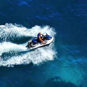 Ozen by Atmosphere at Maadhoo Island - Luxury Maldives Honeymoon Packages - Jet ski