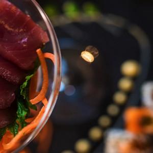 Ozen by Atmosphere at Maadhoo Island - Luxury Maldives Honeymoon Packages - Raw restaurant