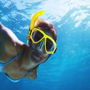 Ozen by Atmosphere at Maadhoo Island - Luxury Maldives Honeymoon Packages - Snorkeling