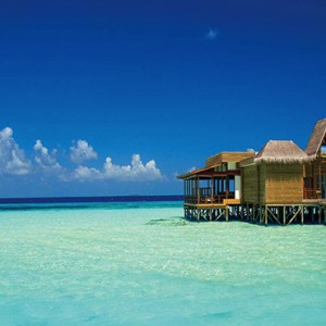 Ozen by Atmosphere at Maadhoo Island - Luxury Maldives Honeymoon Packages - Traditions restaurants day view