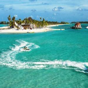 Ozen by Atmosphere at Maadhoo Island - Luxury Maldives Honeymoon Packages - watersport activities