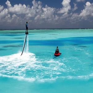 Ozen by Atmosphere at Maadhoo Island - Luxury Maldives Honeymoon Packages - watersport activities2