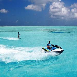 Ozen by Atmosphere at Maadhoo Island - Luxury Maldives Honeymoon Packages - watersport activities3