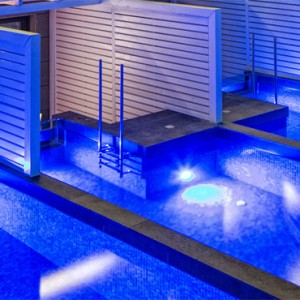 Pool Experience Suite - Aqua Boutique Hotel and Spa - Luxury Greece Honeymoon Packages
