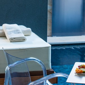 Pool Signature Suite 2 - Aqua Boutique Hotel and Spa - Luxury Greece Honeymoon Packages