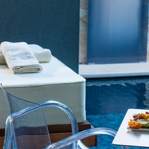 Pool Signature Suite 3 - Aqua Boutique Hotel and Spa - Luxury Greece Honeymoon Packages