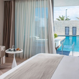 Pool Signature Suite 4 - Aqua Boutique Hotel and Spa - Luxury Greece Honeymoon Packages