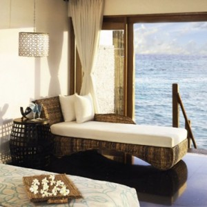 Premium Indulgence Water villa - Vivanta By Taj - Coral Reef - Luxury Maldives Honeymoon Packages