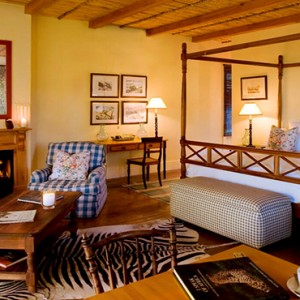 Samara Private Game Reserve - Luxury South Africa Honeymoon Packages - Karoo Suite1