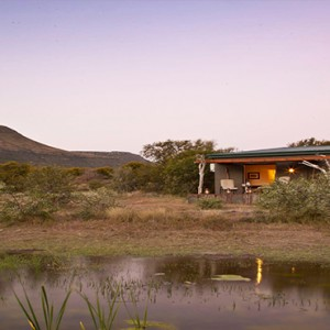 Samara Private Game Reserve - Luxury South Africa Honeymoon Packages - Sibella Suites exterior