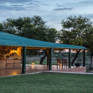 Samara Private Game Reserve - Luxury South Africa Honeymoon Packages - lodge exterior