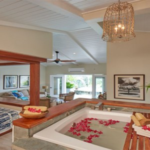 Serenity at Coconut Bay - Luxury St lucia Honeymoon Packages - Grande Plunge Pool Butler suite