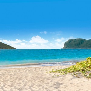 Serenity at Coconut Bay - Luxury St lucia Honeymoon Packages - Location view