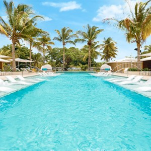 Serenity at Coconut Bay - Luxury St lucia Honeymoon Packages - Outdoor Pool