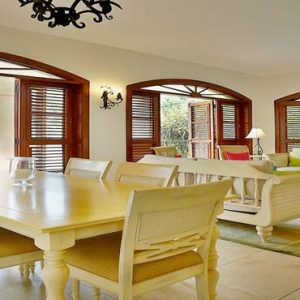 St Lucia Honeymoon Packages Cap Maison, St Lucia Courtyard Villa Suite4