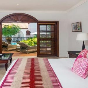 St Lucia Honeymoon Packages Cap Maison, St Lucia Courtyard Villa Suite7