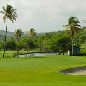 St Lucia Honeymoon Packages Cap Maison, St Lucia Golf