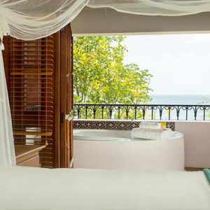 St Lucia Honeymoon Packages Cap Maison, St Lucia Oceanview Villa Suite With Hot Tub1