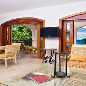 St Lucia Honeymoon Packages Cap Maison, St Lucia Oceanview Villa Suite With Hot Tub4