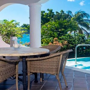 St Lucia Honeymoon Packages Cap Maison, St Lucia Oceanview Villa Suite With Pool2