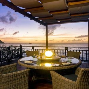 St Lucia Honeymoon Packages Cap Maison, St Lucia Rock Maison & Champagne Zip Line1
