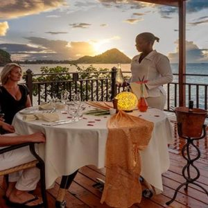 St Lucia Honeymoon Packages Cap Maison, St Lucia Rock Maison & Champagne Zip Line2