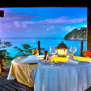 St Lucia Honeymoon Packages Cap Maison, St Lucia Romantic Dinners For Two
